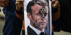 Erdogan-Streit mit Frankreich geht in nächste Runde