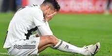 """Ermittlungen gegen Ronaldo wegen """"Corona-Foul"""""""