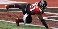 NFL-Star bringt sein Team mit Touchdown um den Sieg