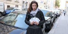 Fehler beim Parkpickerl kostet Wienerin nun 132 Euro