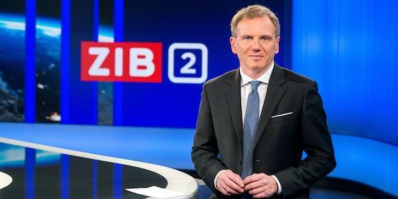 ZiB-2-Moderator Armin Wolf