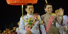 Außenminister droht König von Thailand