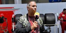 Deutscher Heinz Prüller muss in Formel-1-Pension gehen