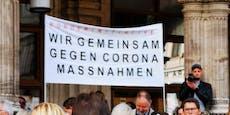 10 Anzeigen nach Corona-Demo in Salzburger Altstadt
