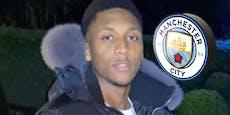 Manchester City trauert um 17-jähriges Fußball-Talent