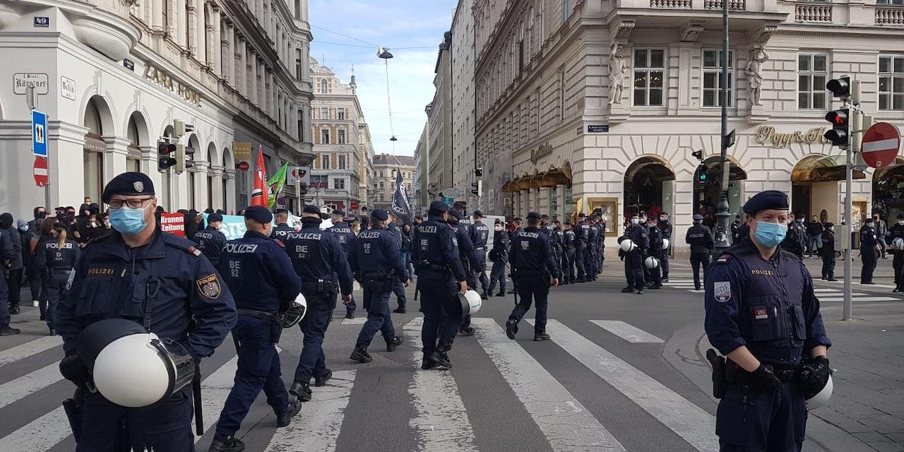 Wien Demo