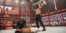 WWE Hell in a Cell: Brutale Action im Riesenkäfig