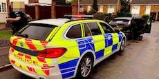 Polizei nimmt Lieferanten fest, liefert Döner aus