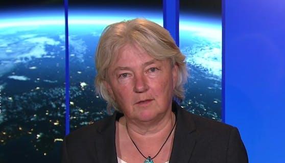 Virologin Elisabeth Puchhammer-Stöckl war am Dienstag zu Gast in der ZIB2.