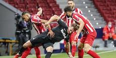 2:3! Salzburg verpasst die Sensation gegen Atletico