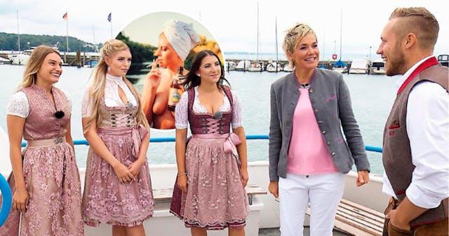 Bauer Sucht Frau Kandidatin Zeigt Sich Fast Nackt Tv Heute At
