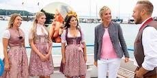 """""""Bauer sucht Frau""""-Kandidatin zeigt sich fast nackt"""