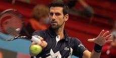 Djokovic löst das Achtelfinal-Ticket in der Stadthalle