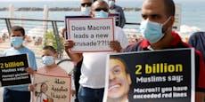 Frankreich warnt Bürger vor Gewalt im Ausland