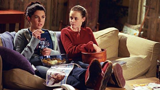 """Die """"Gilmore Girls"""" zählen noch immer zu den absoluten Lieblingsserien."""