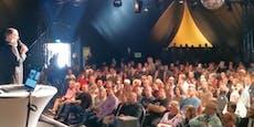 """Jazzfestival mit 700 Gästen """"kann Tote zur Folge haben"""""""
