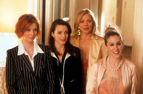 """Die Serie """"Sex and the City"""" schlug Ende der 1990er hohe Wellen und zählt bis heute zu den erfolgreichsten Produktionen."""