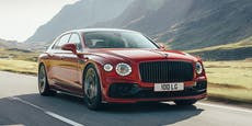 Bentley Flying Spur kommt jetzt auch mit V8-Doppelturbo
