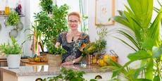 """Katy aus Wien lebt wirklich im """"Großstadt-Dschungel"""""""