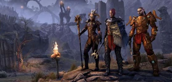 The World Plays ESO.
