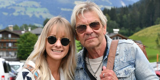 Matthias Reim und Christin Stark - seit sieben Jahren DAS Schlager-Traumpaar!