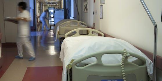 Spitalsbetten drohen knapp zu werden.