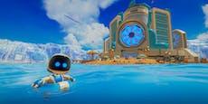 """Astro's Playroom"" zeigt, was die PS5-Technik kann"
