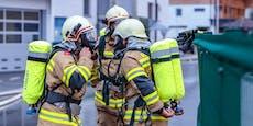 93-Jährige schwebt nach Hausbrand in Lebensgefahr
