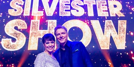 """Jörg Pilawa und Francine Jordi moderieren auch heuer die ORF-""""Silvestershow""""."""
