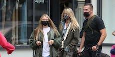 Sensation! Heidi zeigt ihre Tochter Leni erstmals im TV