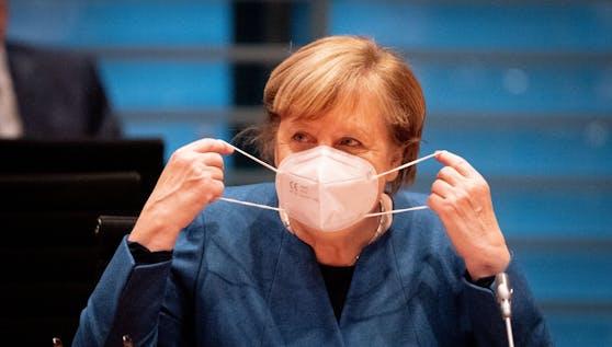 Die deutsche Bundekanzlerin Angela Merkel.