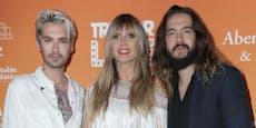 """""""Tokio Hotel""""-Fans legen sich mit Heidi an"""