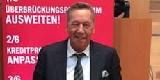 """""""Habe Angst"""": Roland Kaiser demonstriert in Berlin"""