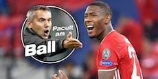 """Pacult: """"Alaba als Teil eines Umbruchs bei Real Madrid"""""""