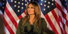 """Melania Trump: """"Bidens Politik wird die USA zerstören"""""""