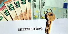 Mietpreise in Österreich stark angestiegen