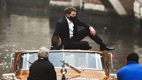 """Tom Cruise möchte den """"Mission: Impossible 7""""-Dreh ohne weitere Corona-Zwischenfälle hinter sich bringen."""