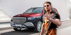 Austro-Youtuber gönnt sich Maybach mit über 570 PS