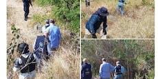 Mexiko-Drogen-Krimi: Leichen in Massengräbern entdeckt
