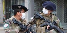 Frankreich stockt Militär für Anti-Terroreinsatz auf