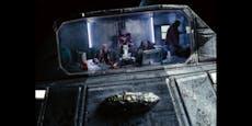 Neuer Clip: Außerirdische fahren auf Wiener Linien ab