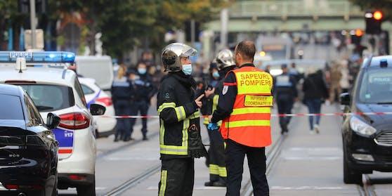 Terror in Nizza 29.10.2020