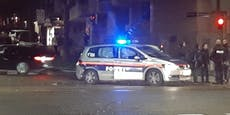 Unfall bei Blaulicht-Fahrt – Wiener Polizistin verletzt