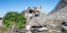 Gruselig: In diesem See liegen Hunderte Skelette