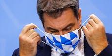 Bayern verhängt Katastrophenfall und Ausgangssperre