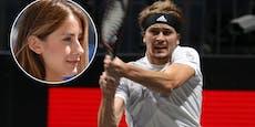 Schwangere Freundin attackiert Zverev vor Djokovic-Hit
