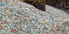 EU begrenzt Plastikmüll-Exporte ab 1. Januar