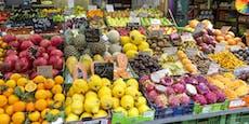Mangos und Melonen aus Supermarkt mit Gift verseucht