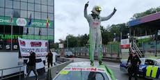 Erster Sieg für österreichisches Team bei EuroNASCAR