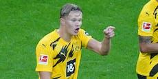 Haaland-Doppepack für Dortmund, zweiter Sieg für Hütter